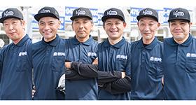 施工を行うのは、技術最高・マナー最高のこうちゃんリフォームの職人