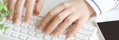 作業のご報告は対面ではなくメールでにて写真付きでご報告が可能です