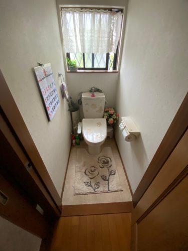 ☆施工はたったの1日!綺麗で使いやすいトイレに☆