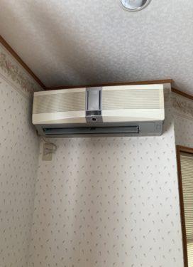 ☆東金市 エアコン取り替え工事完了☆
