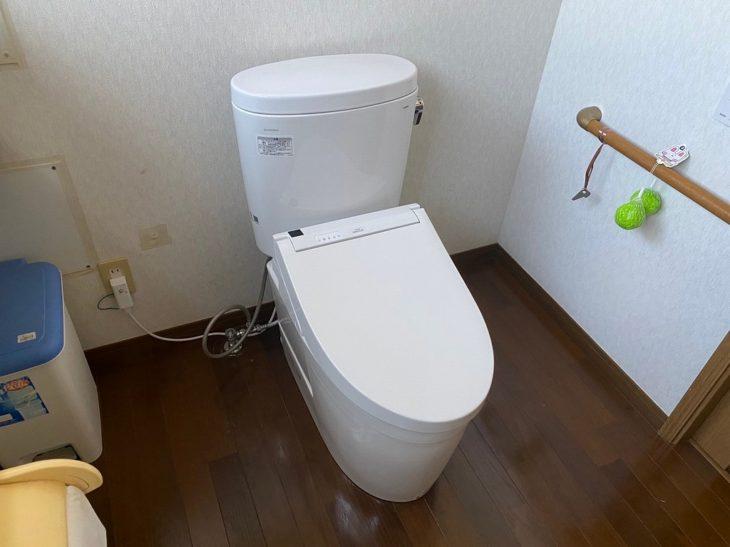 東金市 M様邸 トイレ交換 トイレリフォーム リフォーム 施工事例